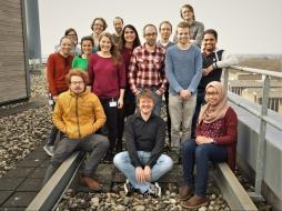 van Rij lab - February 2018