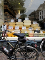 Dutch bikes and cheeses